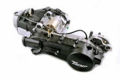 Двигатель 125-150сс GY вариаторный