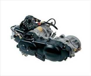 Двигатель 50-100сс GY вариаторный