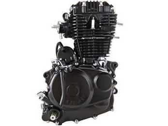 Двигатель 163FML цепь ГРМ (Двигатель CB125-200)