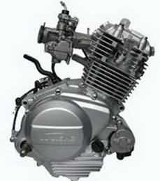 Двигатель YB125 125cc