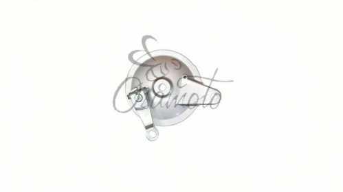 Крышка барабана тормозного (зад) Suzuki MX50V (+колодки)