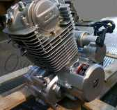 Двигатель 4T CB250 (169FMM) (Lifan, Minsk, Irbis, Stels) (250см3, с балансировочным валом) ST