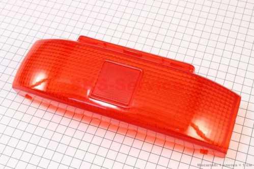 "Honda LEAD AF-20 ""стекло""- стопа, красное"