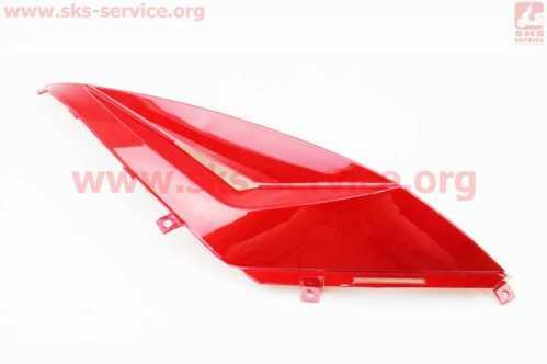 Viper - MATRIX 50 пластик - вставка пластика заднего верхнего левого, КРАСНЫЙ