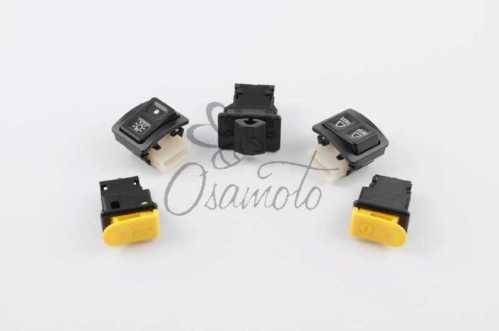 Кнопки руля (набор) Honda DIO AF18, TACT AF16