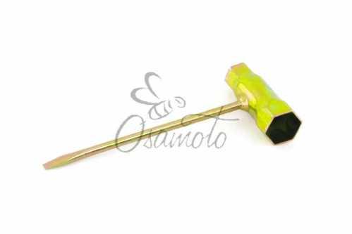 Ключ свечной комбинированный б/п ZUMBA